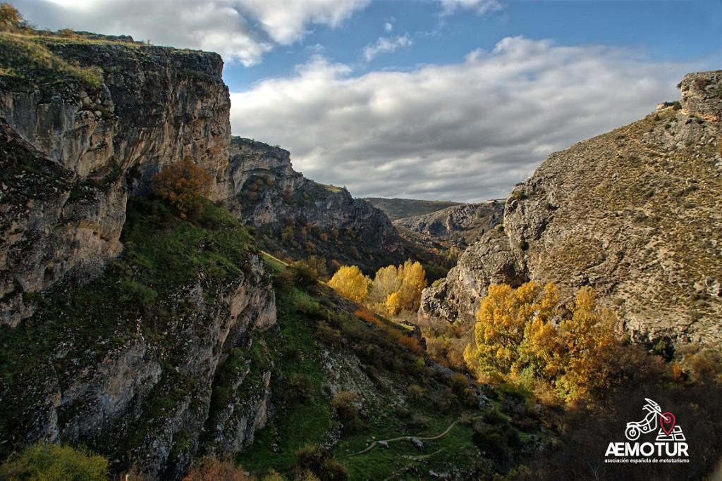 El otoño, junto con la primavera, puede ser la mejor ocasión para acercarse a disfrutar de la naturaleza