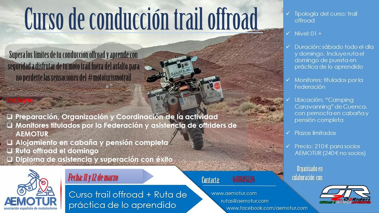 Curso Trail Offroad