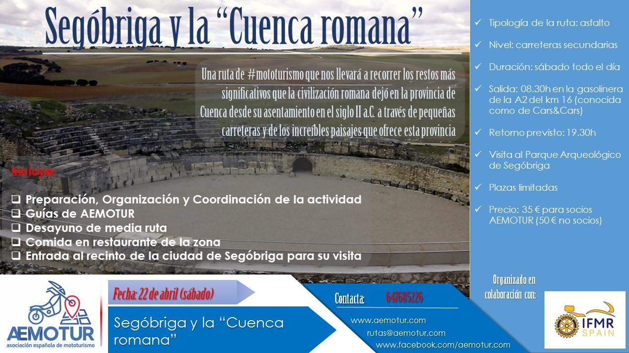 Segóbriga y la Cuenca romana